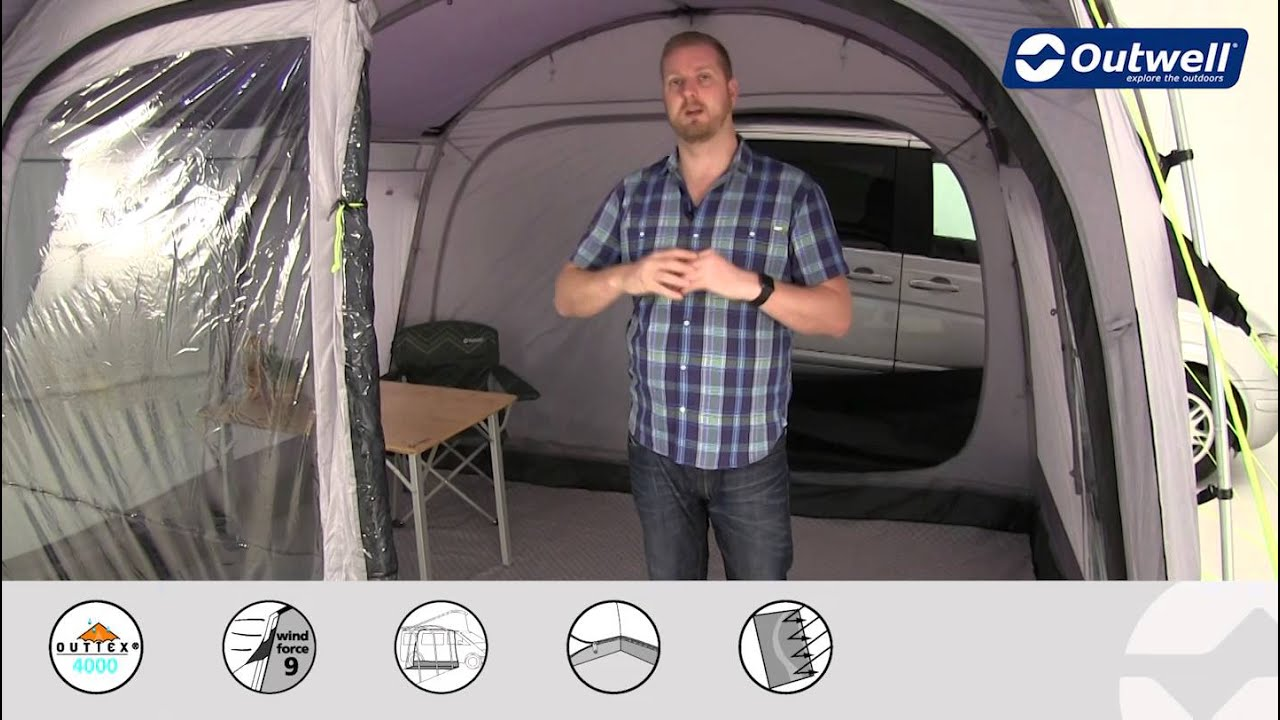 Outwell Country Road Drive Away Awning 2016 Innovative