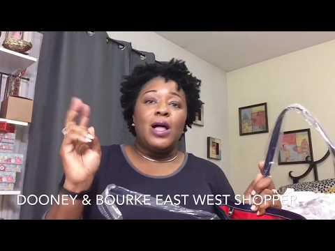 Dooney & Bourke Marine East West 💼 Macy's Sale