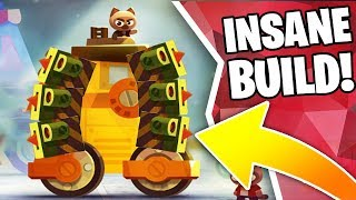CATS | THE FUNNIEST CAR I'VE EVER SEEN! (Crash Arena Turbo Stars)