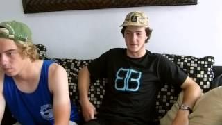 Matt and Alex