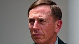 General Petraeus Announces Resignation, Admits to Affair