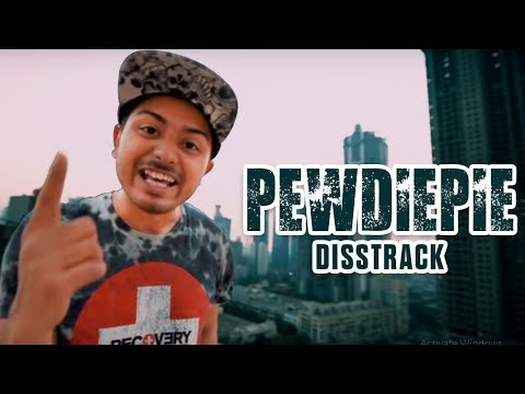 PewDiePie VS T Series Diss Track | Abby Viral
