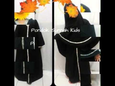Gamis Cadar Anak Sevidi Jual Baju