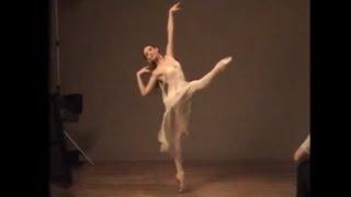 Evgenia Obraztsova - Photoshoot for Dance Magazine