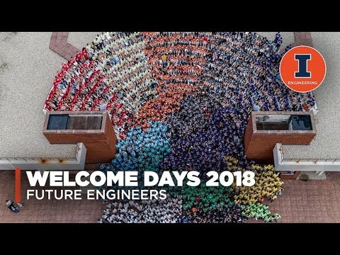 Welcome Days 2018