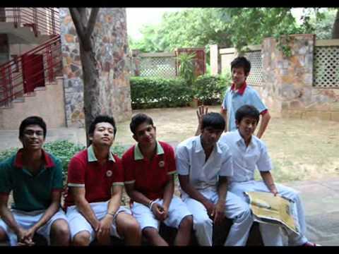 THE SAGAR SCHOOL CLASS XII FAREWELL 2011-12.wmv