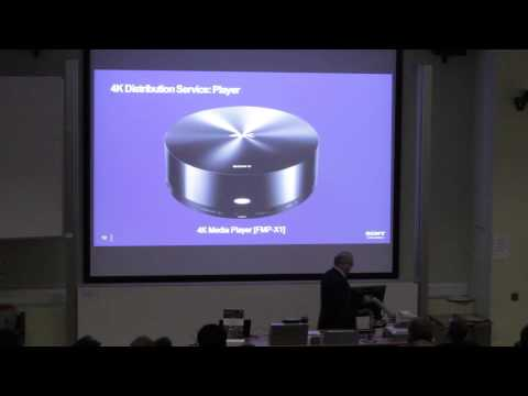Super HD & 3D -- Complimentary or Competing Technologies? by HOSEIN ASJADI at BMSB2013