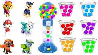 Paw Patrol Collect the Gumballs Game | Fizzy Fun Toys