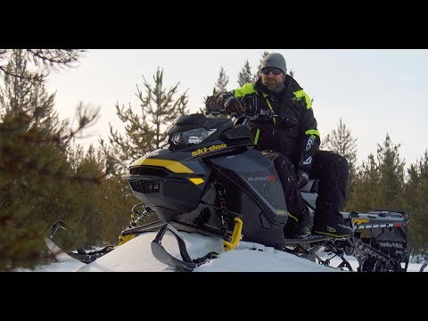 Full REVIEW: 2018 Ski-Doo Summit X 850 175