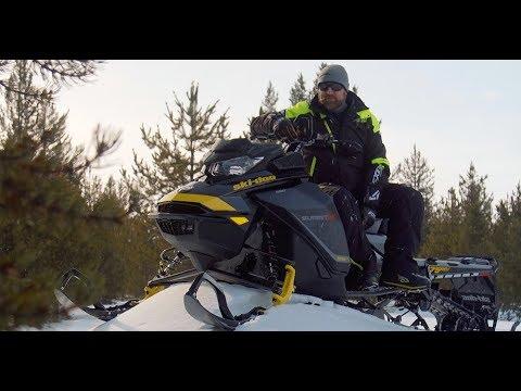 Full REVIEW: 2018 Ski-Doo Summit X 850 175