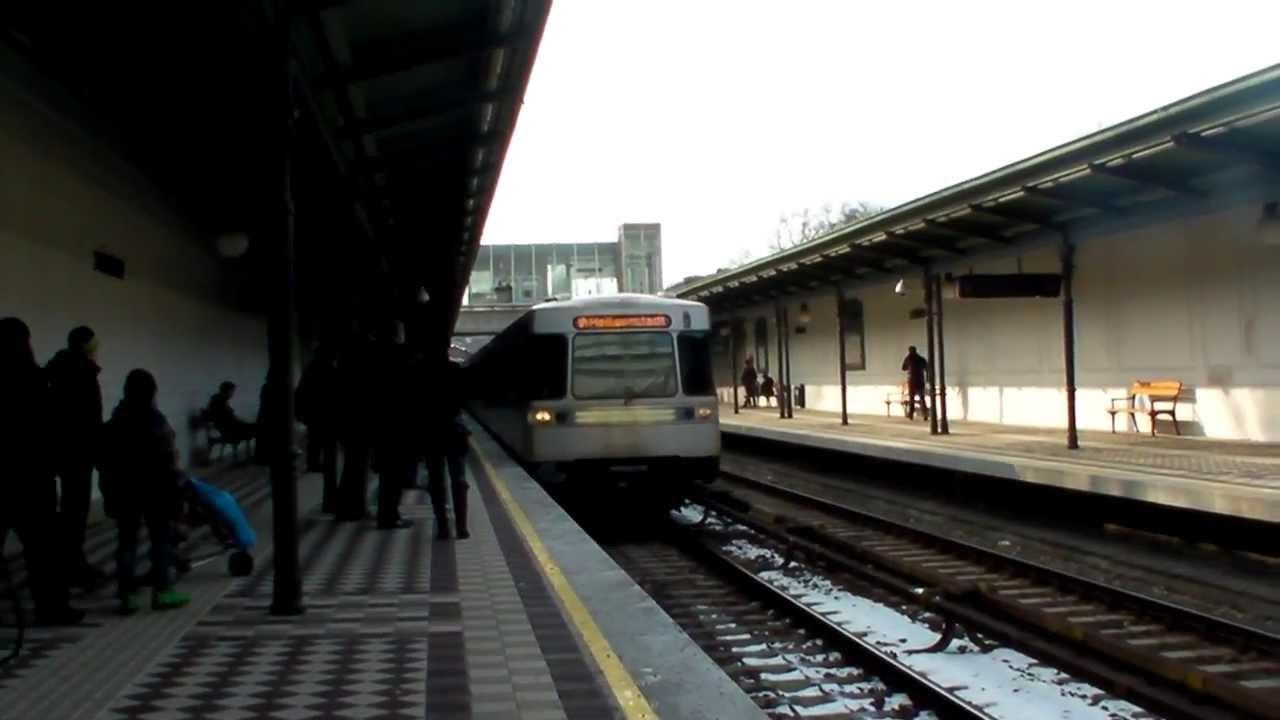 Wien U Bahn Mitfahrt Auf Der U4 Von Schönbrunn Karlsplatz Youtube