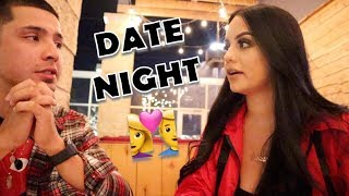 DATE NIGHT VLOG! 💑