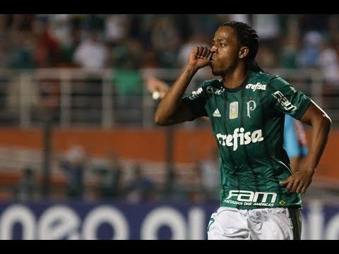 Gol de Keno - Palmeiras 1 x 0 Ponte Preta - Narração de Fausto Favara