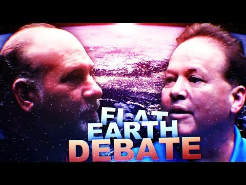 Flat Earthers DEBATE With Scientists (FlatEarthers vs Scientists - Jubilee - Flat Earth Cringe Rant) thumbnail