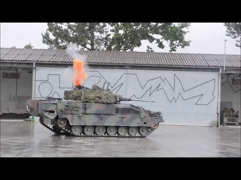 Bundesheer Gefechtsvorführung Schützenpanzer ULAN KPE Panzergrenadierbataillon 13