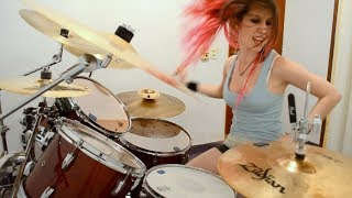 """Lamb of God """"Laid to Rest"""" Drum Cover (by Nea Batera)"""