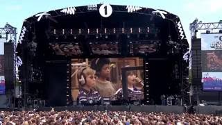 OneRepublic All The Right Moves (Live)Radio 1's Big Weekend 2016