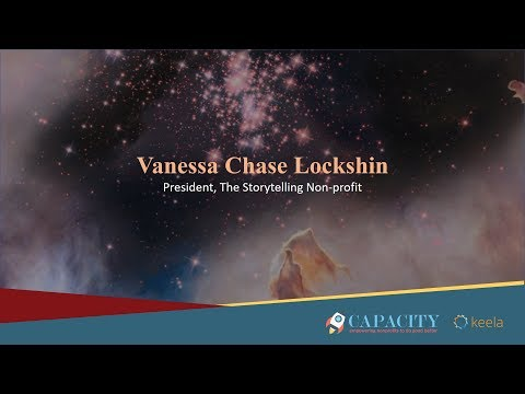 Capacity Conference | How to tell Binge-Worthy Stories - Vanessa Chase Lockshin