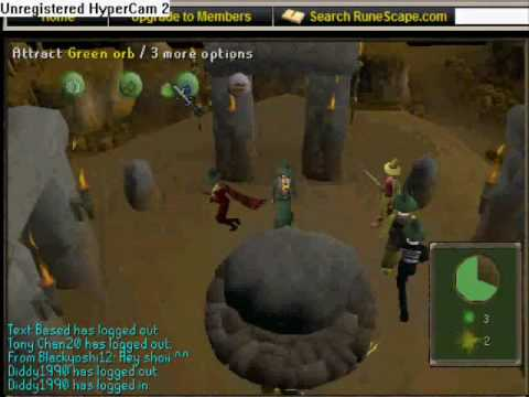Runescape Great Orb Project Guide Youtube