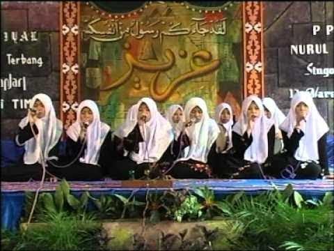 Qosidah Al Banjari Putri Terbaik Full Album