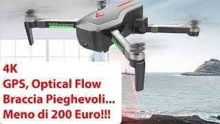 5 MIGLIORI DRONI Sotto i 200€ ▶ Giugno 2019