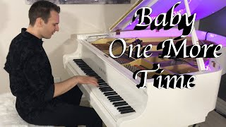 Baby One More Time (Britney Spears) Crazy Latin Piano Cover - Jonny May