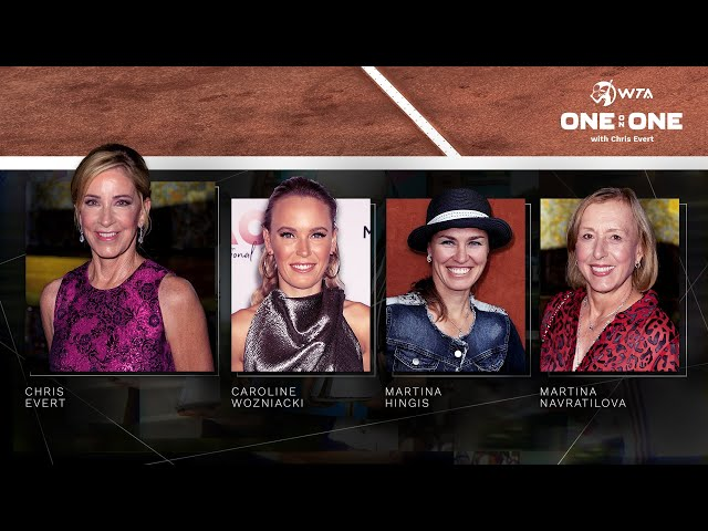 One-on-One with Chris Evert Series Premiere: Road to No. 1