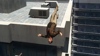 GTA 4 Parkour Fails Episode 1