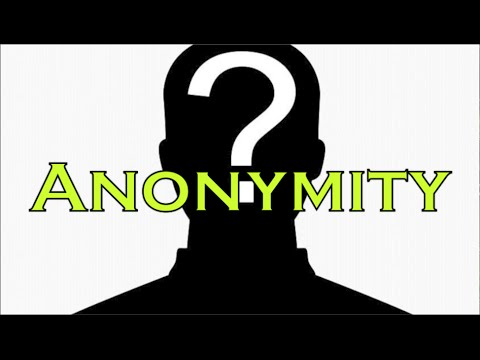 Bicycle Vlog - Anonymity on YouTube...It's Futile
