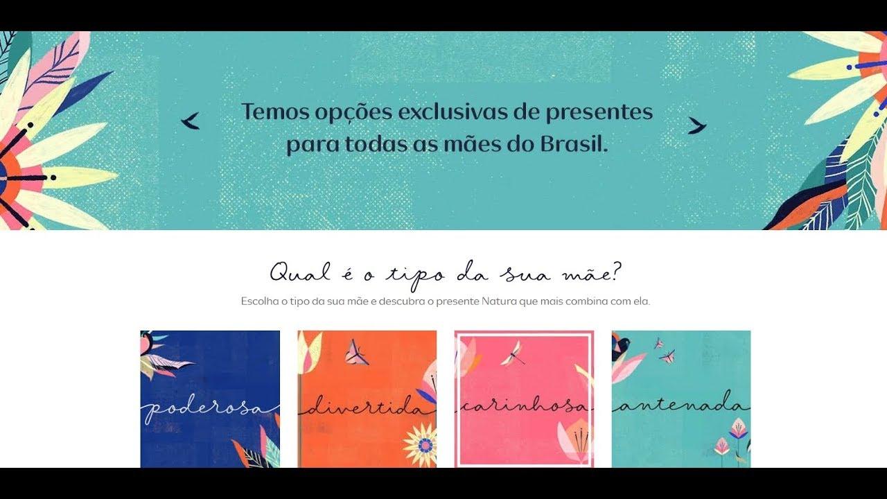 466a6a061 DIA DAS MÃES - SUGESTÃO DE PRESENTES PARA MÃES PODEROSAS - PRESENTES NATURA.  Comprar Natura Online