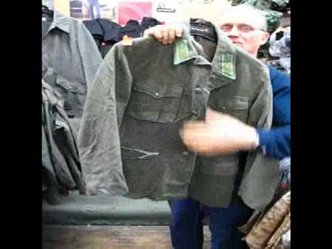 Vallejo Community Examiner:  Swedish_Pea coats - hot ticket at Victory Store