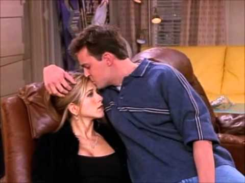 Friends - Rachel & Chandler