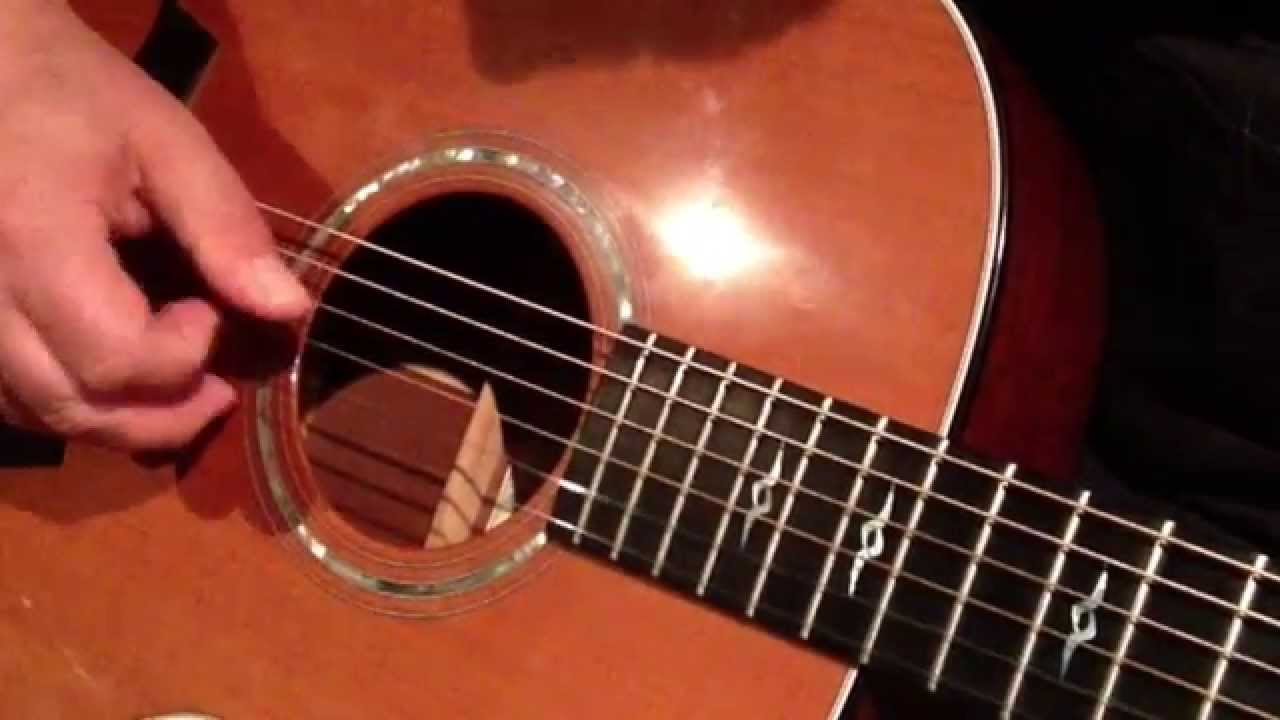 Fingerpicking For BEGINNERS Play Guitar In 12 Minutes