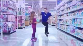 Toy Commercial 2014 - Toys R Us - Welcome to a Winter Wonderland - C