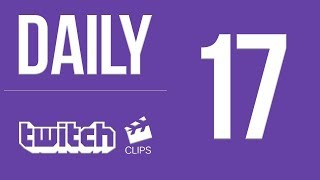Twitch Clips Daily #17 | СЕНЯ ЧИХАЕТ - БРАТИШКИН РЕЙДЖИТ - ФИЛЬМ ХЕСУСА
