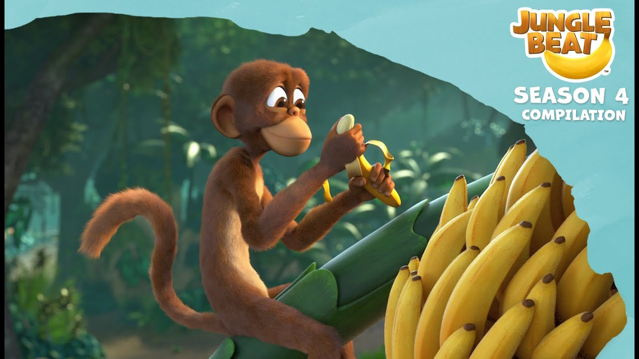 Download Jungle Beat Season 4 Compilation #1