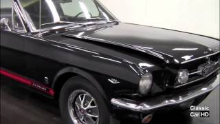 1965 Ford Mustang GT Fastback A Code - Classic Car HD