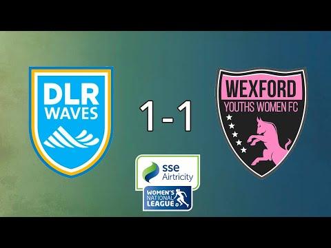 WNL GOALS GW2: DLR Waves 1-1 Wexford Youths