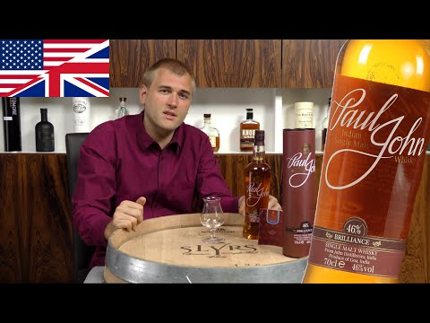 Whisky Review/Tasting: Paul John Brilliance