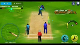 [Must Watch] World Of Cricket 2017 | ANDROID GAME PLAY | Best game in just15 mb