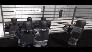 ROBLOX - SCP MAX RP: C.I HOSTAGE SITUATION #1