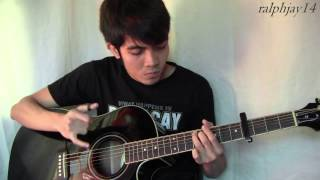 A Thousand Miles - Vanessa Carlton (fingerstyle guitar cover)