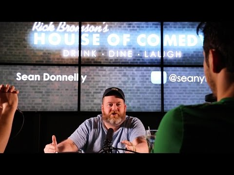 In The House with SEAN DONNELLY (Podcast)