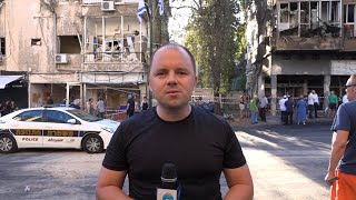 GLOBALink | Israel, Hamas continue to trade blows on sixth day of intense fighting
