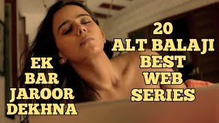ALT BALAJI Top 20 Best Web series || best hindi web series || best mind-blowing web series. screenshot 3