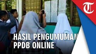 Kecewa dengan Hasil Pengumuman PPDB Online, Puluhan Orangtua di Banjarmasin Ajukan Protes