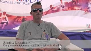 Andrea Lucchetta - La pallavolo maschile