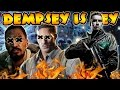DEMPSEY KILLS THE ZOMBIE CHARACTERS! Der Eisendrache Easter Egg Cycle! Black Ops 3 Zombies Storyline