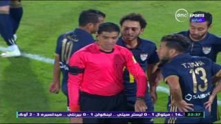 المقصورة - الحالات التحكيمية في مباراة الانتاج الحربي والاسماعيلي مع جمال الغندور