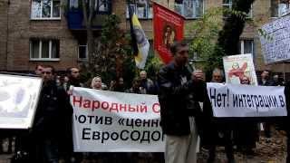 Крестный ход в Киеве 14 октября на Покрова
